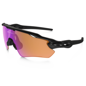 Oakley Radar EV Path Sunglasses polished black/prizm trail